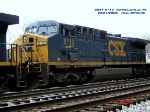 CSX 5110  AC44CW   03/21/2006